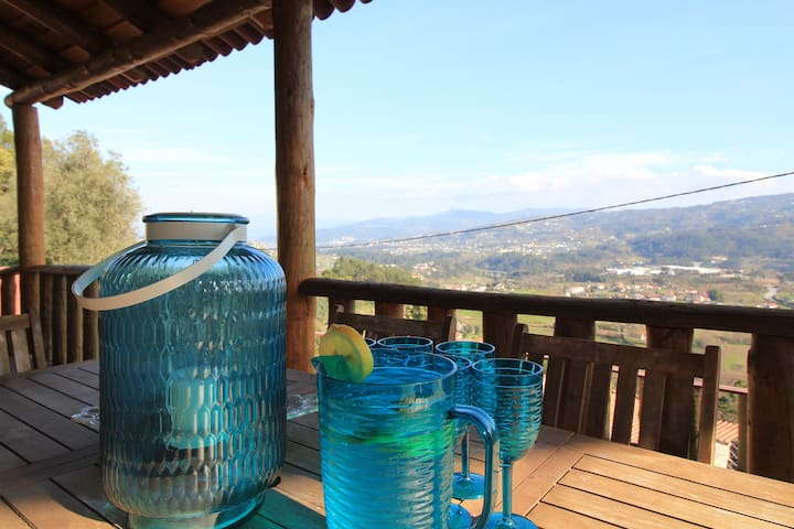 Casa do Caminho do Monte - Rural Cottage Getaway