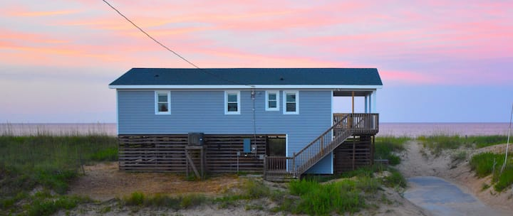 Morr To Sea a Newly Renovated 4 Bedroom Cottage in Kill Devil Hills
