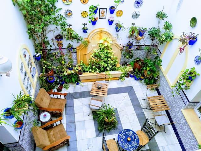 H4 Casa Patio de Córdoba Centro