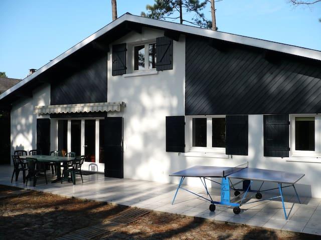 Villa la Chamade - Les vallons du Ferret - 150m2 - - Lège-Cap-Ferret - House