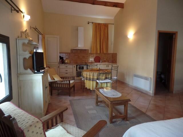 la provençale - Sommières - Apartemen