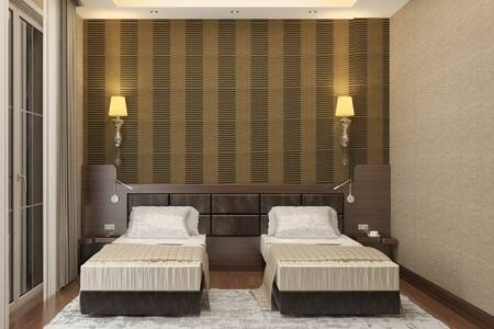 Deluxe King Suite Room - VOICE HOTE - Maçka - Bed & Breakfast