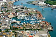 2 Bedroom flat, in the Southampton City Centre