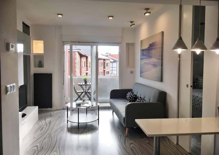 Apartamento moderno y luminoso en Sopelana