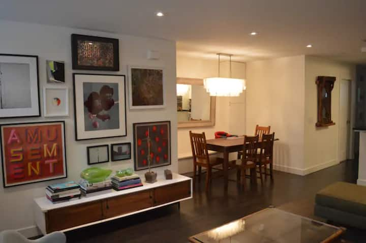 An exceptional and beautifully 2br/1ba in the LES