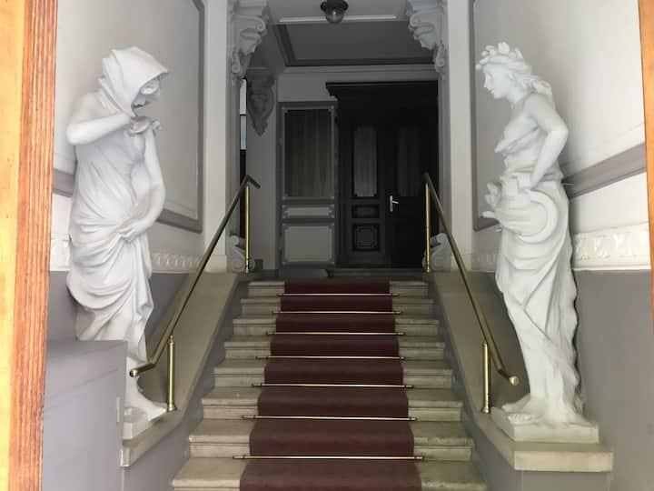 Camere in ampio appartamento
