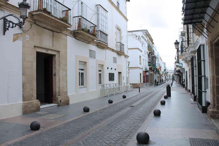 Apartamento de diseño en el centro de El Puerto