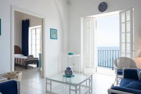 Giglio. Beach house