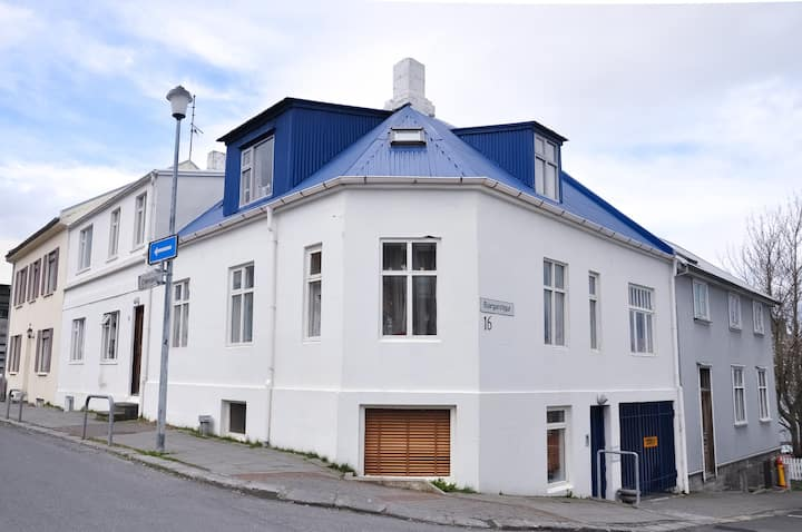 Perfect Apartment in the Heart of Reykjavik