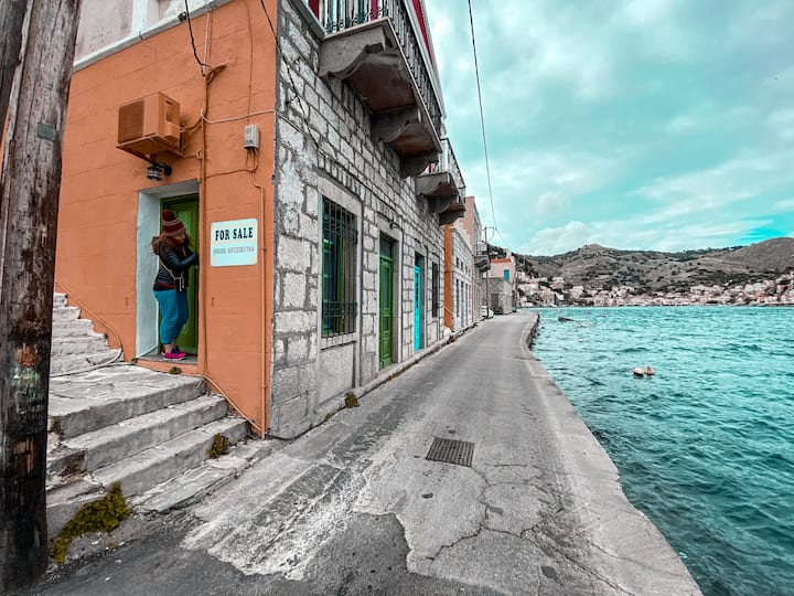 Seafront - Harbour view , Pitini 1