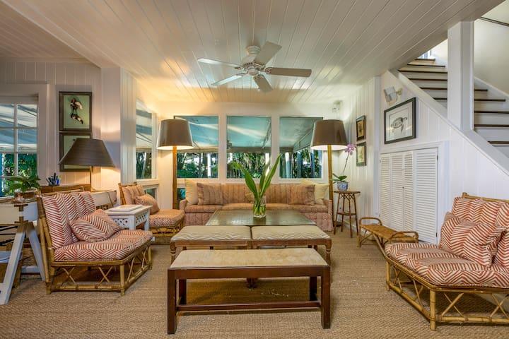 Coastal Living Seaside Cottage - Delray Beach - Casa