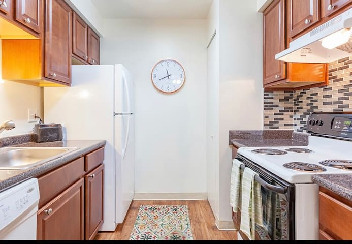 Whole apartment for temporary stay!
