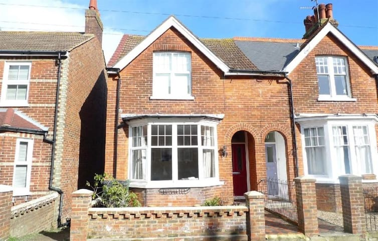 Two bedroom house in Old Town area - Eastbourne - Talo