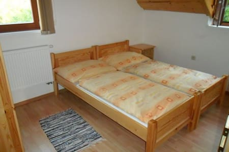 2x Dvojlôžková izba - Habovka - Bed & Breakfast