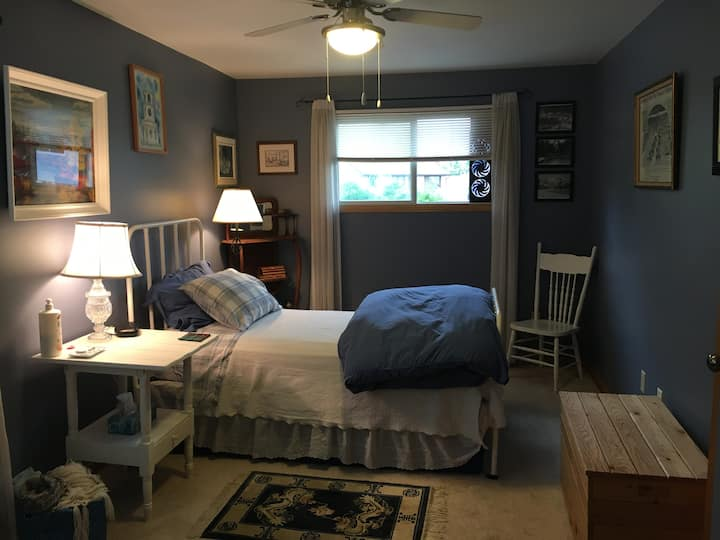 Clean, cozy and welcoming!