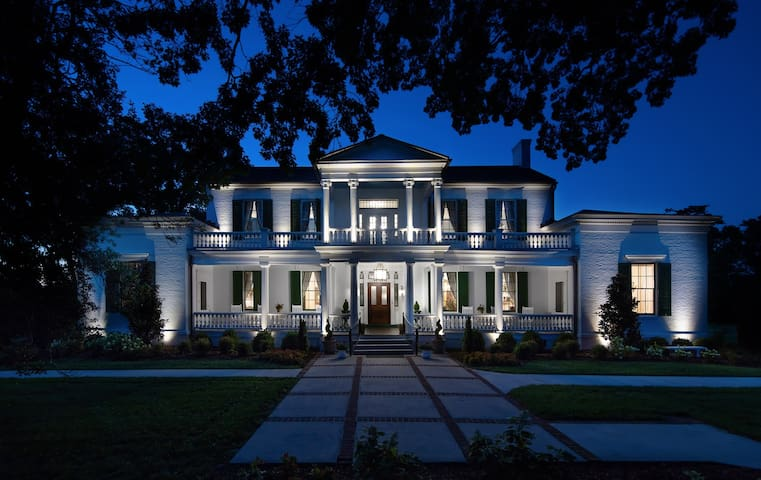 Historic Belle Air Mansion - Grand Opening