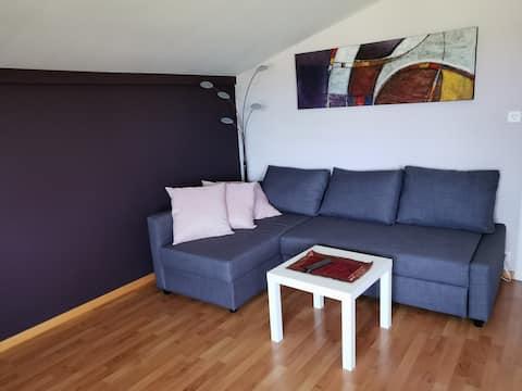 Appartamento in zona rurale vicino a Lucerna