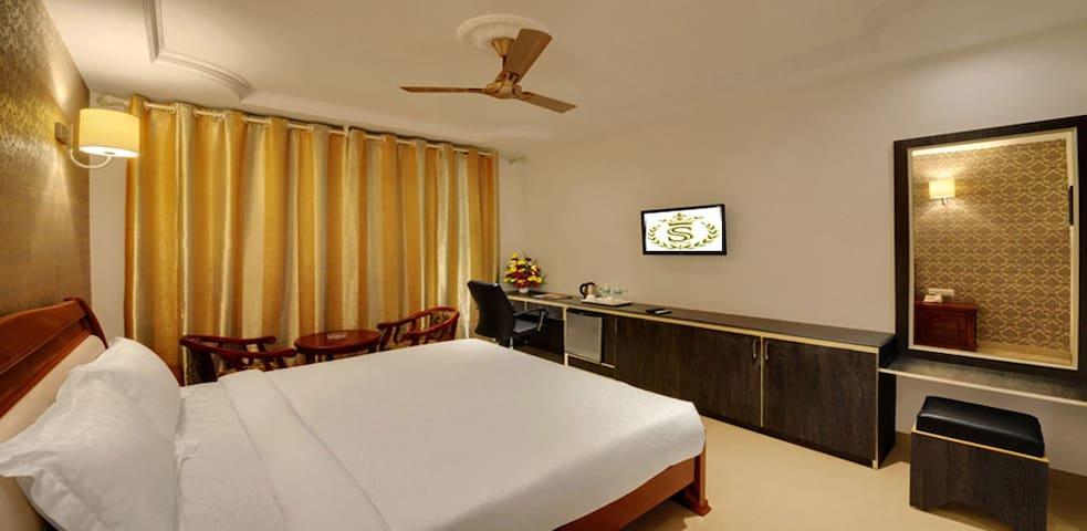 Elegant Rooms @ Rameswaram
