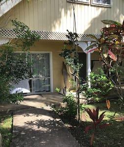 Affordable central accommodation to Nuku'alofa