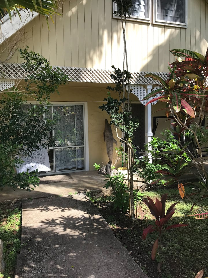 Affordable central accommodation to Nuku'alofa