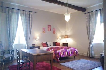 Chambre du Pigeonnier - Toulouse B&B Prestige - Fenouillet