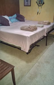 Clean and Fresh Spare room J&J bath - Summerville - Maison