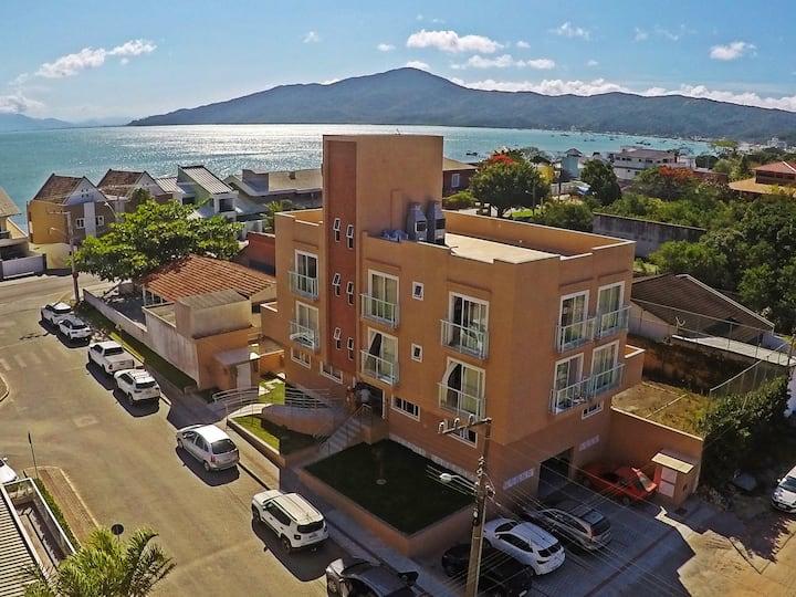Apart-Hotel Canto Grande - Apartamento 1 Quarto