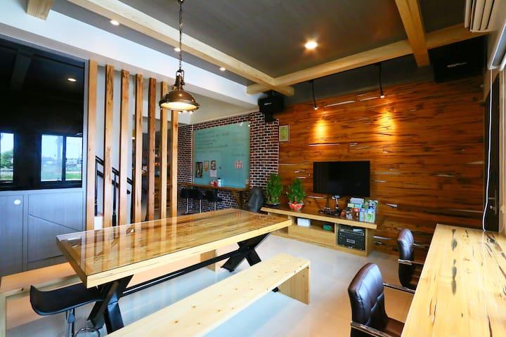 宜蘭五結QK B&B (包棟) - Wujie Township - Apartamento