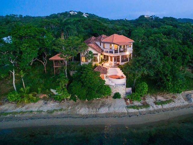 Casa Blanca Roatan - Sandy Bay - Casa