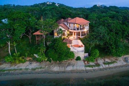 Casa Blanca Roatan - Sandy Bay - Rumah