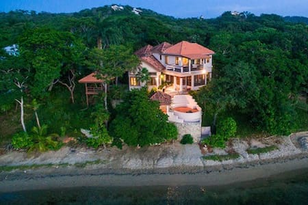 Casa Blanca Roatan - Sandy Bay - Hus