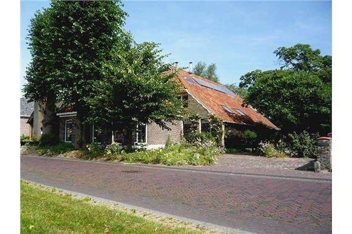 Converted Farm house - Appelscha - Aamiaismajoitus