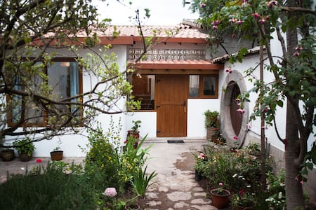 Beautiful Townhouse and garden in historic center