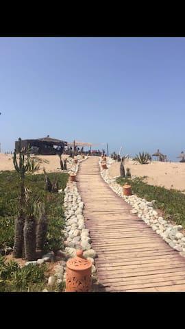 Maison au bord de mer - Casablanca - House