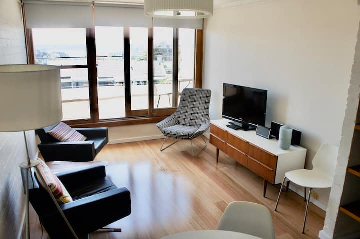 1 bedroom apartment in Paddo - with amazing view!