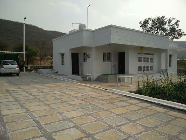 Farm house near hinjewadi in Kasarsai Village