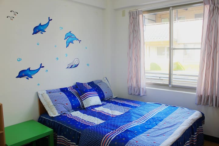 梅子家民宿-海洋雙人雅房 - Puli Township - Bed & Breakfast