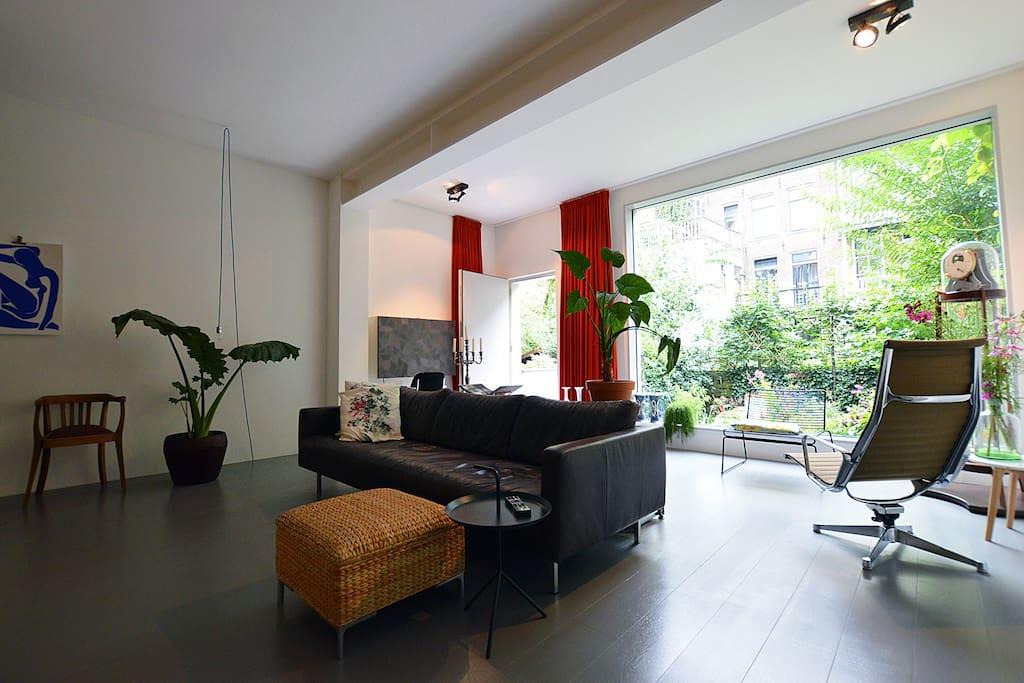 Design apartment in city center appartamenti in affitto for Appartamenti amsterdam affitto mensile