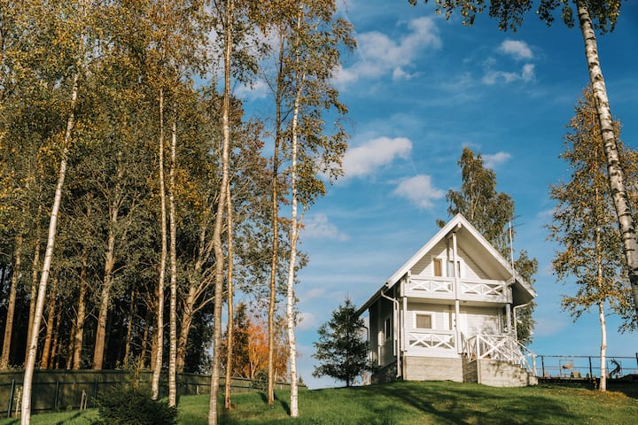 """Малый дом в Парк-отеле """"Медвежья Гора"""""""