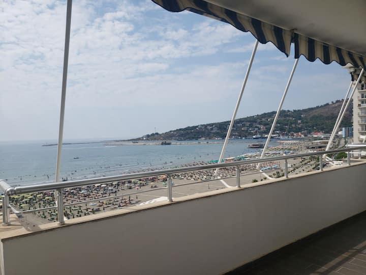 At Cabana Waterfront View Apt.1 + Free Parking