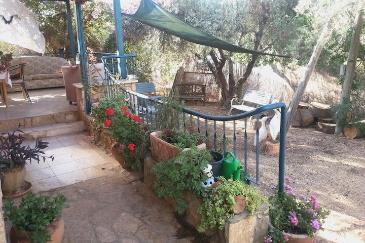 The Charming House in Amirim