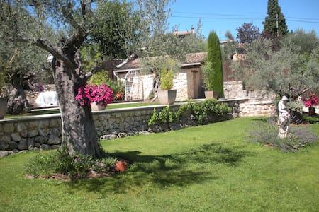 magnifique 2 pieces dans villa - Roquefort-les-Pins - Huoneisto