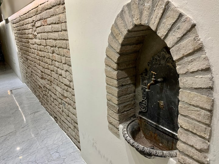 [Storico] Ombelico di Parma, intero appartamento.