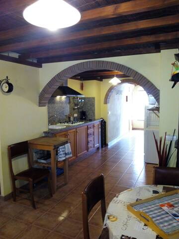 Zona de cocina
