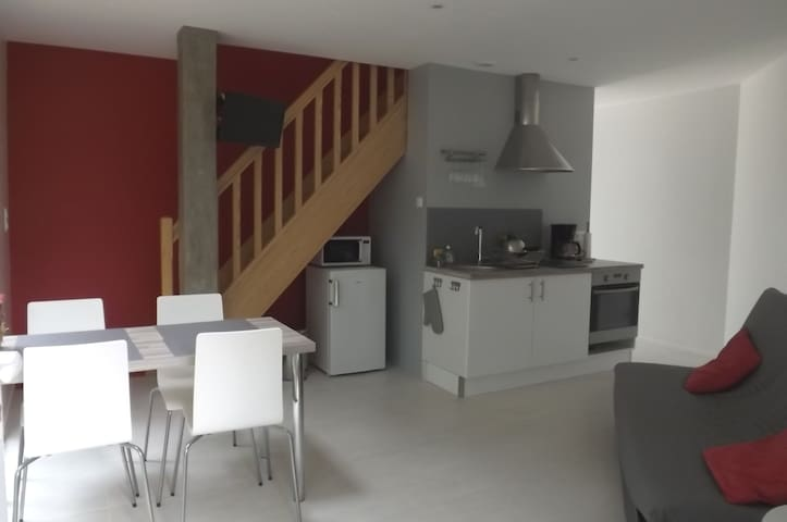 Maison/appartement duplex - Vertou - Apartment