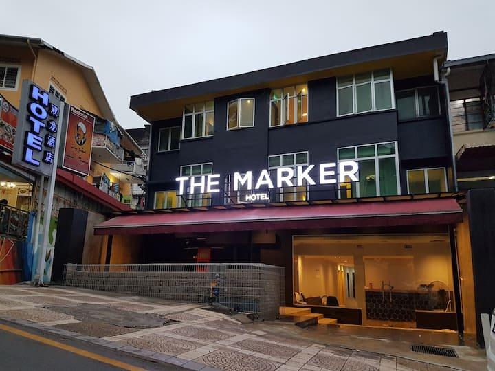 Twin Queen Bed | Bukit Bintang | KL