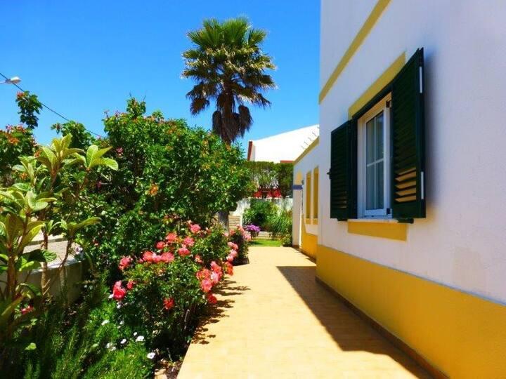 Sunny Holiday Villa with stunning views