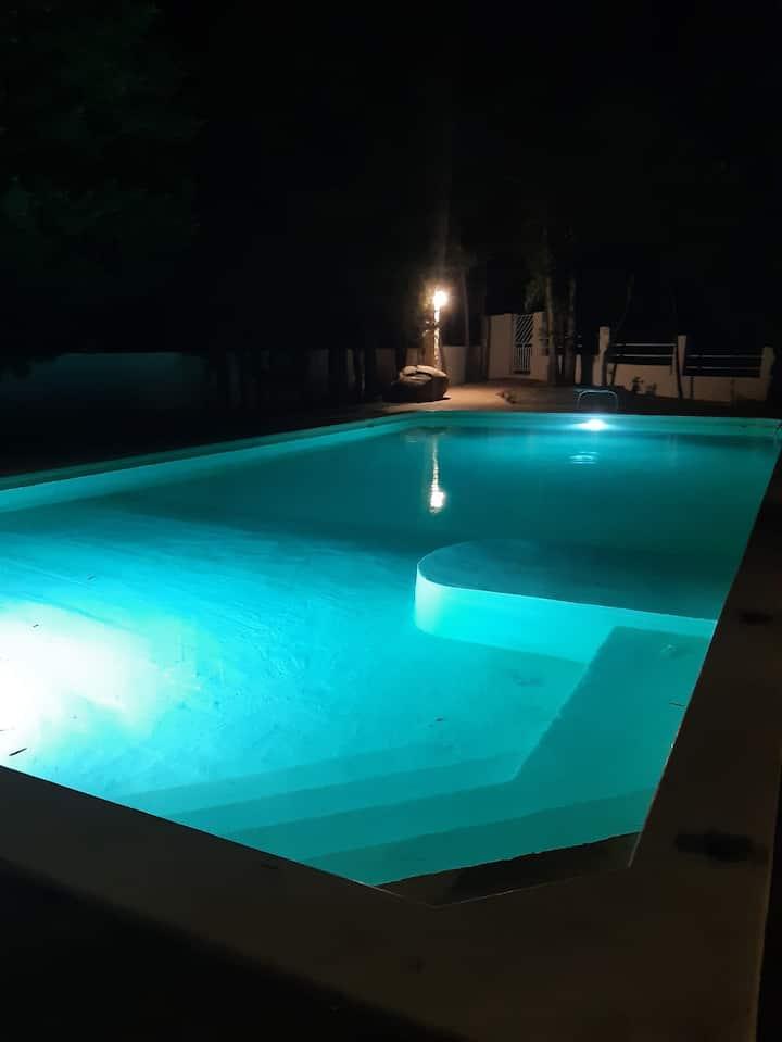 Villa nel Parco con piscina ad uso esclusivo !!