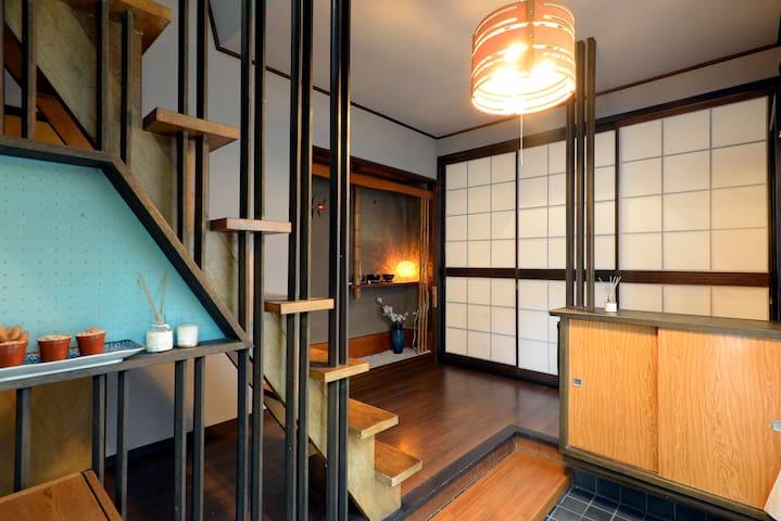 Modern Japanese house w/ garden