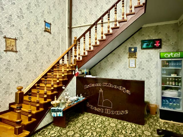Charming and Cozy mixed shared room in Old Khiva